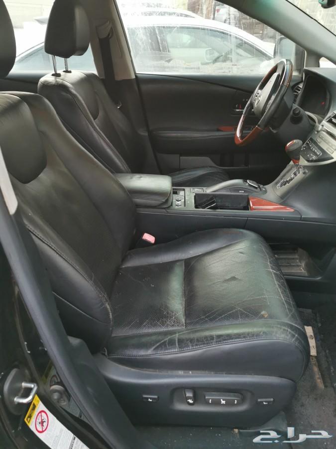 لكزس اركس2011(( لبيع قطع غيار السيارات فقط))