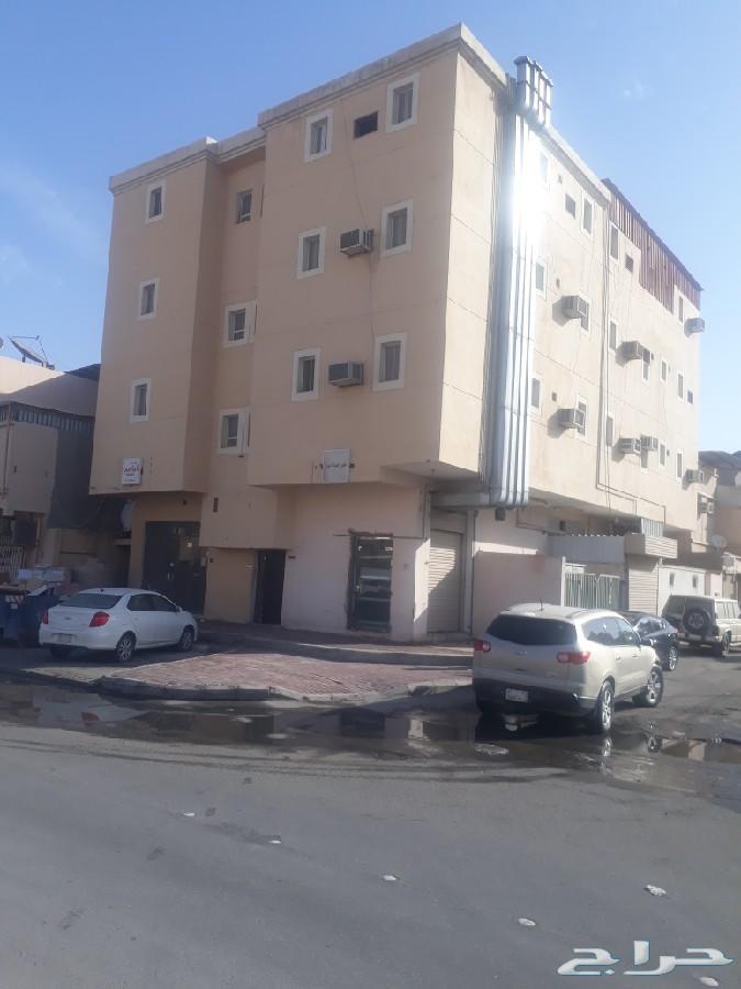 شقة للايجار في حي المعلمين الغربية في الهفوف