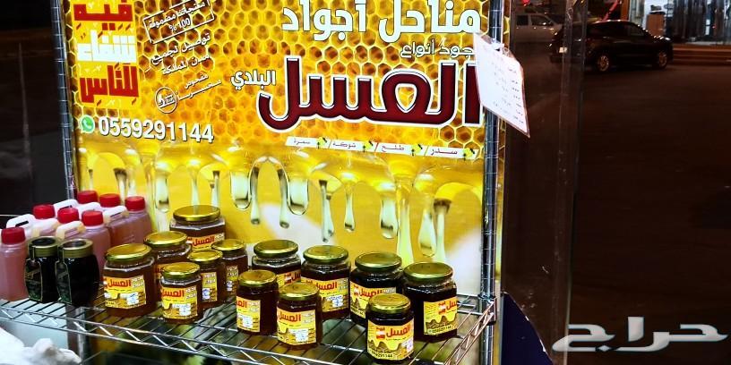 عسل سدر بلدي انتاج جديد