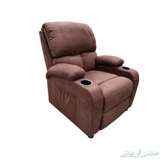 كرسي استرخاء وراحة  استمتع بحجرك الصحي