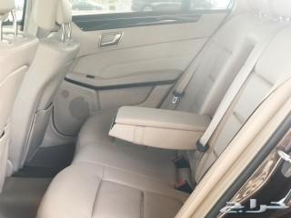 للبيع سيارة مرسيدس  E200 موديل 2016