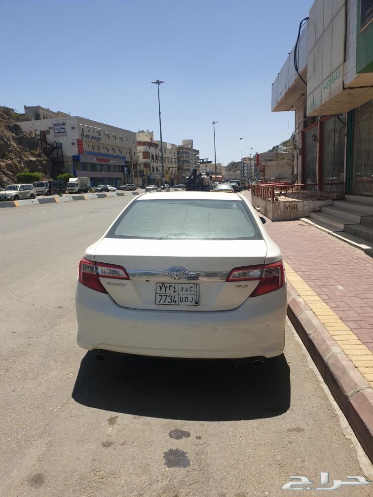 الباحة الطريق العام