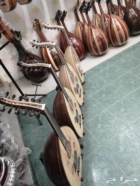 الزنان لبيع جميع انواع الآلات الموسيقية