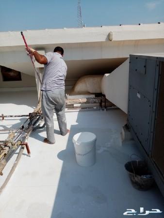 شركة كشف تسربات المياه وعزل اسطح0507583248
