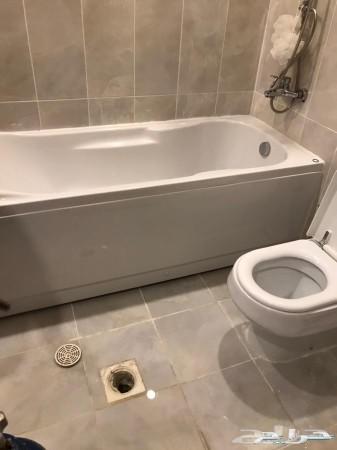 عزل خزانات المياه وكشف تسربات المياه