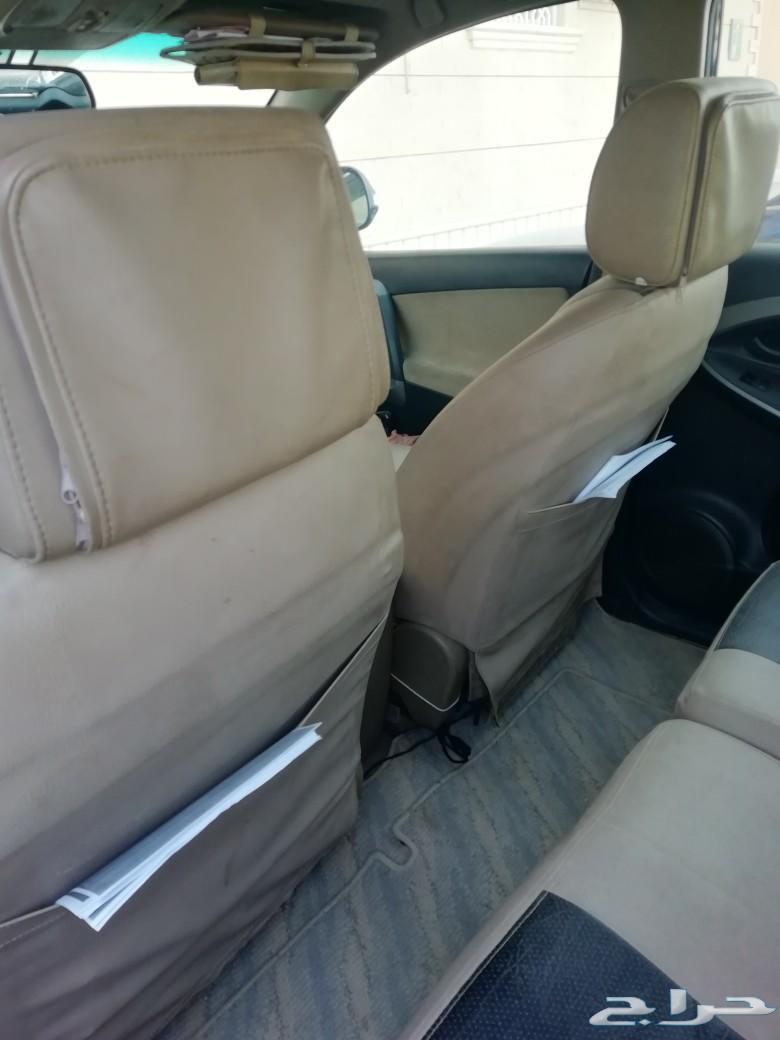 سيارة راف فور 2011 للبيع الممشي 311 الف كم