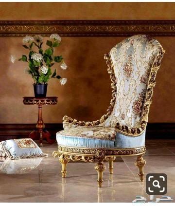 غرف نوم وجلسات وابواب