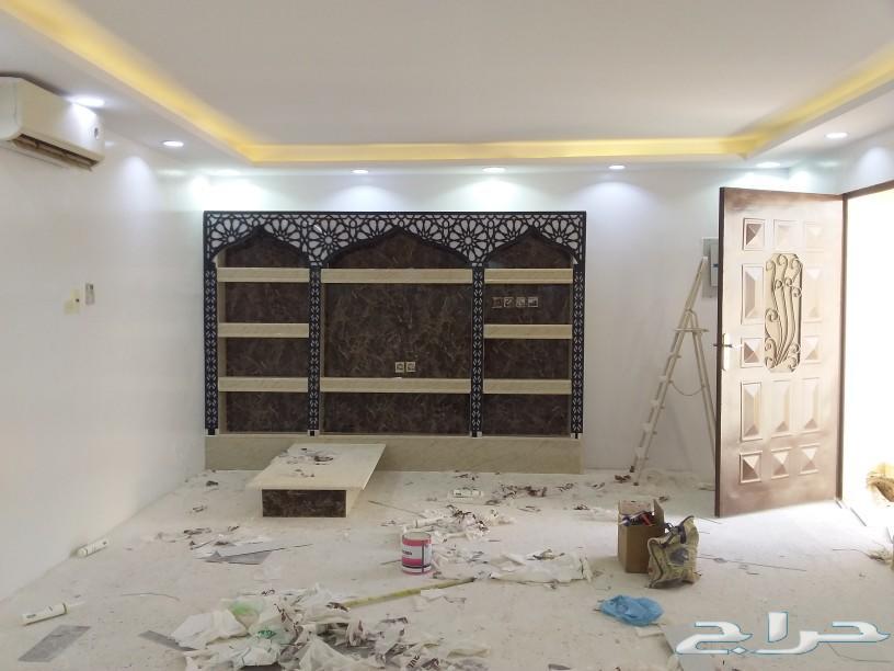 حفر الباطن - أصباغ وورق جدران