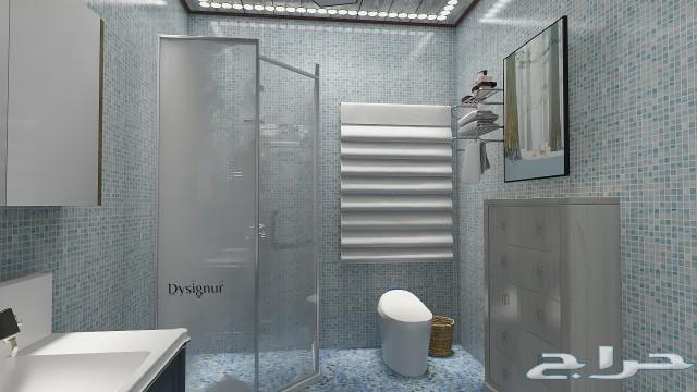 تصاميم ثلاثية الابعاد للديكورات الداخلية