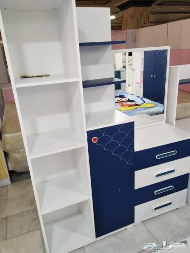 غرف نوم اطفال بتصميم فريد وسعر مميز