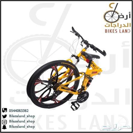 متخصصون في بيع الدراجات ومستلزماتها