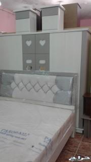 غرف نوم وطنى 1800ريال