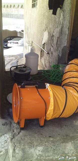 كشف تسربات وحل ارتفاع فاتورة المياه