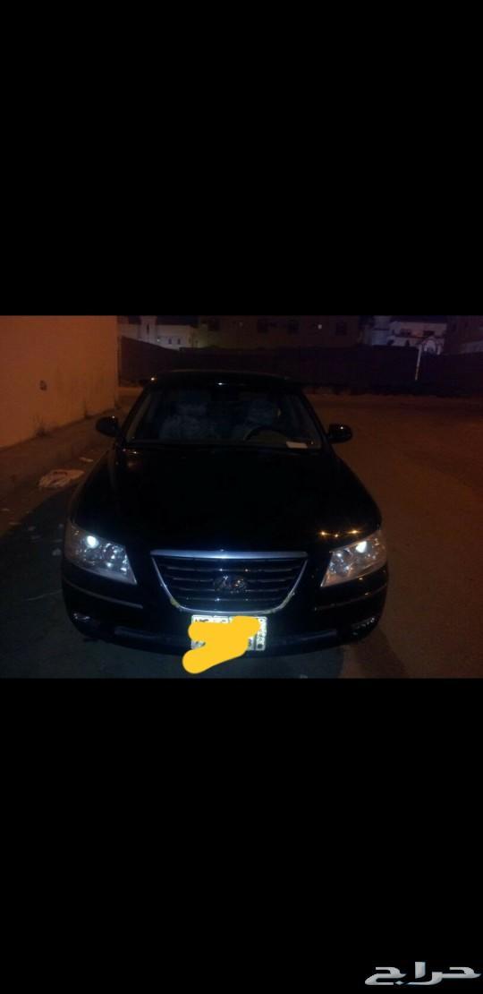 سوناتا 2009 ماشيه 300الف سعودي