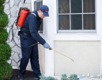 شركة مكافحة حشرات رش مبيدتعقيم منازل نمل بق