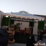 مظلات جدة ومكه سعر المتر المربع 78ريال