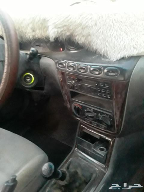 اعلان عن بيع سياره دايو موديل 2001