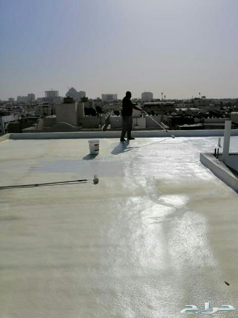 عزل فوم أسطح وشينكو وكشف تسريبات المياه