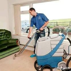 نظافة عامة مع التعقيم والتعطير