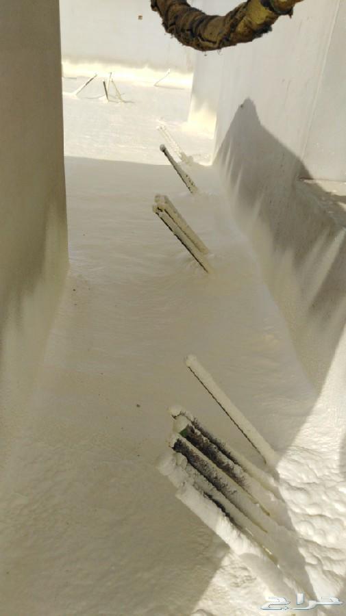 عزل اسطح عزل مائي وحراري معتمد لشركه الكهرباء