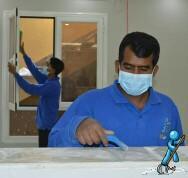 شركه تنظيف شقق فلل مجالس سجاد رش مبيدات