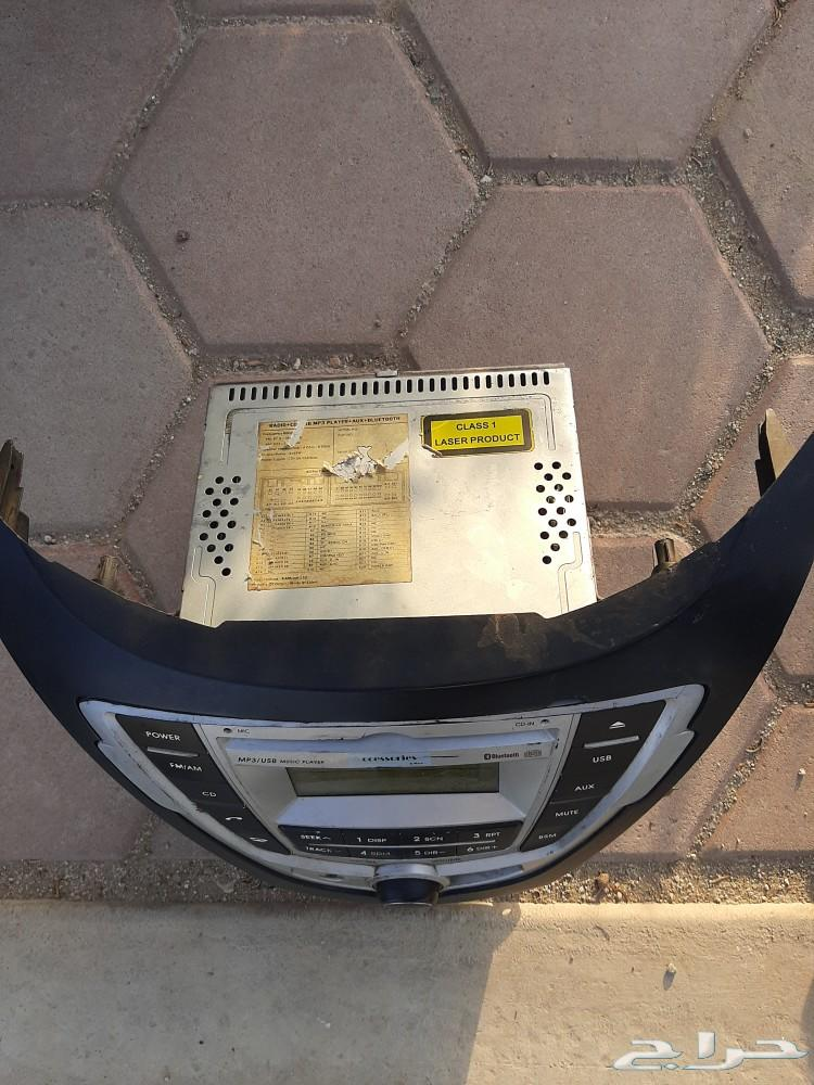 قطعه هواندي النترا 2012 مستعمله