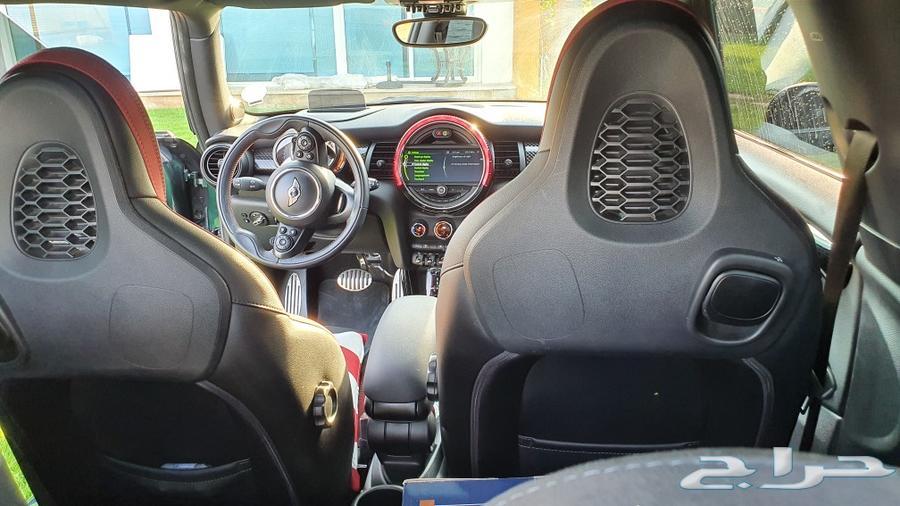 ميني كوبر JWC Mini Cooper 2019