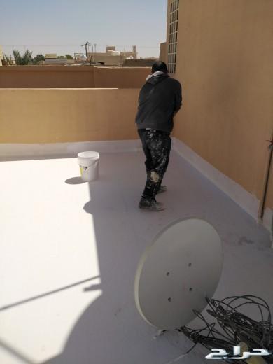 شركة عزل اسطح خزان عزل فوم كشف تسربات المياه