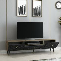 طاولة  تلفاز  لونين  CARELLA