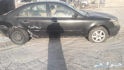 هونداي سوناتا موديل 2006 للبيع قطع غيار