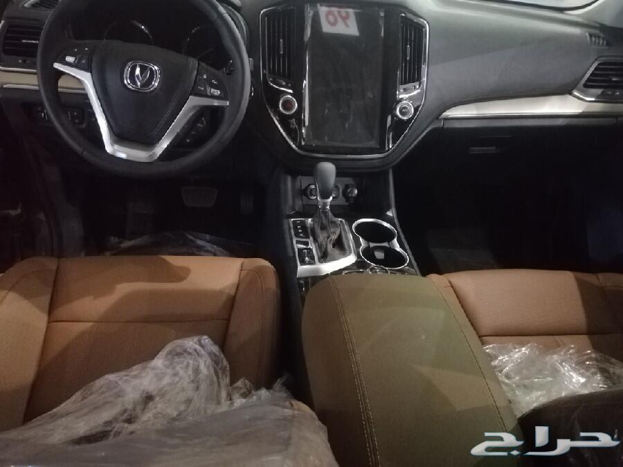شانجان بلاتنيوم  CS95 موديل 2020 السعر 87.000