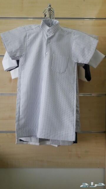 ثوب كويتي جاهز مفصل ب80ريال ثوبين 150ريال