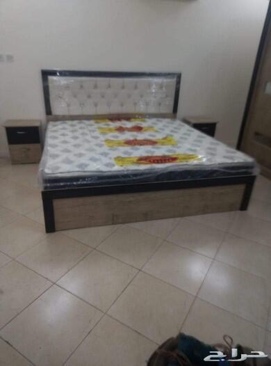 اسداللة باكستاني للبيع دوليب سرير عرفة نوم