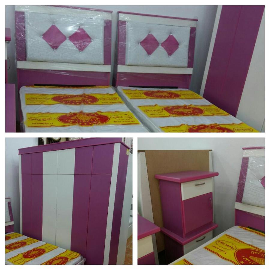 غرف نوم جديده ألوان مختلفة السعر 1400ريال
