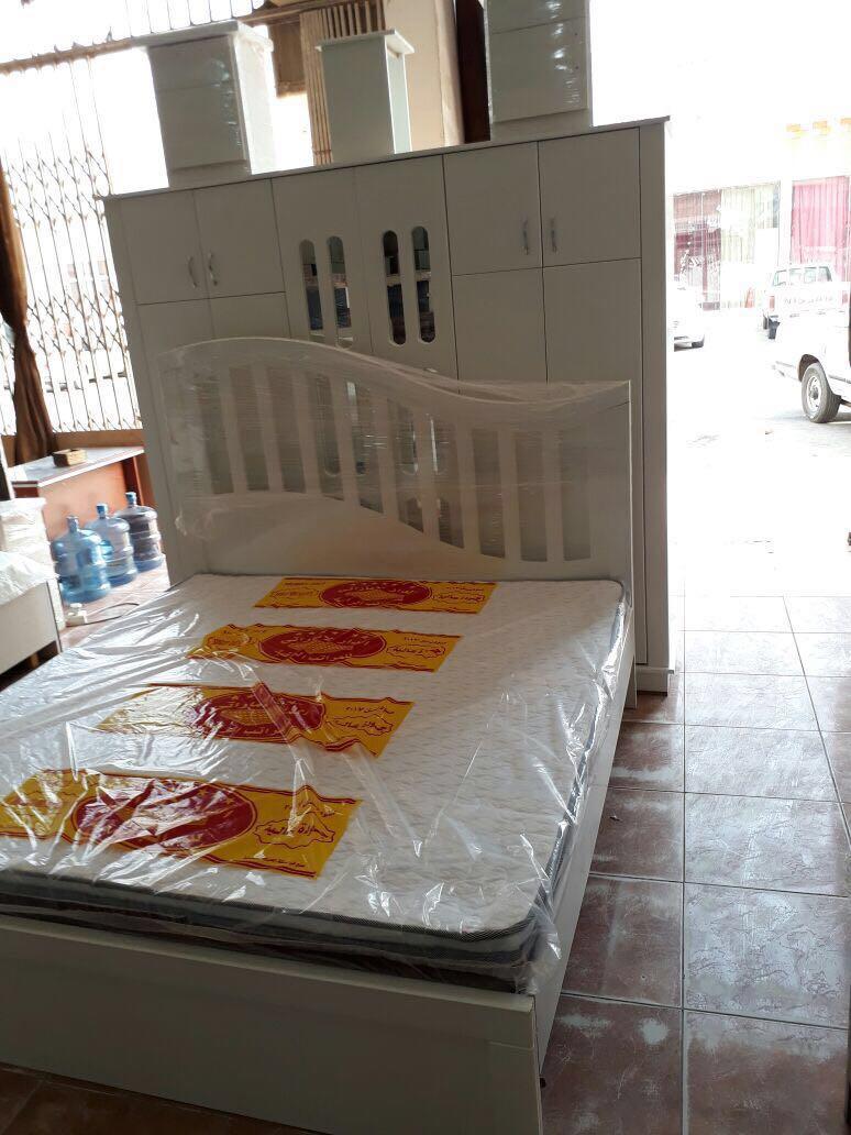 غرف نوم جديده ألوان مختلفة السعر1900ريال