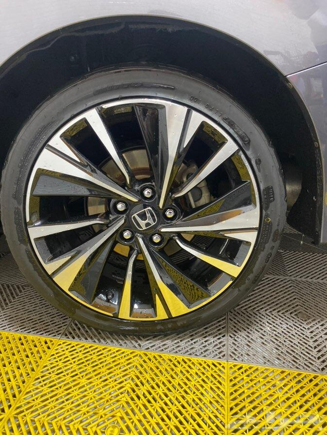 جنوط اكورد 2017 V6