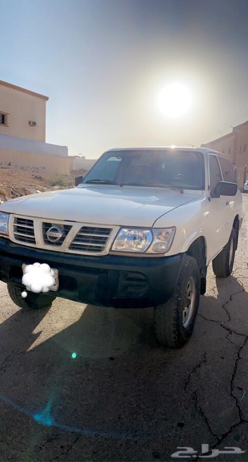 الرياض - باترول ربع 2003 كلبليتر