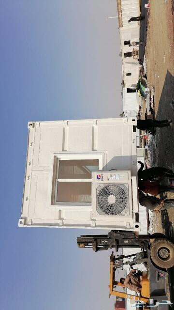 بركسات بورتبل بورتوكابل بيوت متنقله جاهزه