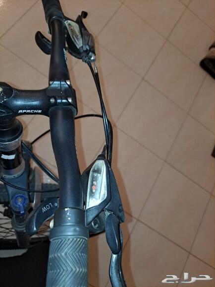 دراجة أباتشي مقاس 27